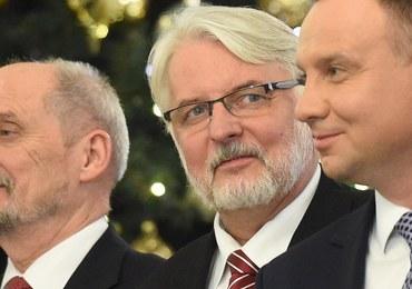 Sejm: Macierewicz w komisji obrony, Waszczykowski w komisji spraw zagranicznych