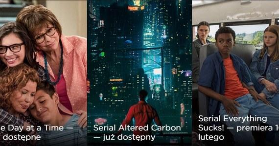 """Netflix zaprezentował zestawienie """"pierwszego razu"""" z seryjnym oglądaniem w Polsce. Pod pojęciem seryjne oglądanie rozumie się obejrzenie co najmniej jednego sezonu serialu w ciągu 7 dni od rozpoczęcia. Ponad 90 proc. użytkowników Netflix, którzy korzystają z serwisu co najmniej od roku, pierwsze seryjne oglądanie ma już za sobą. W czołówce jest """"Stranger Things"""", """"Narcos"""" i """"House of Cards""""."""