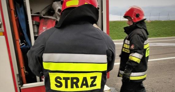 W Czerwionce-Leszczynach na Śląsku odkryto nielegalne składowisko odpadów chemicznych. W tym miejscu znajduje się ok. 4 tony chemikaliów.