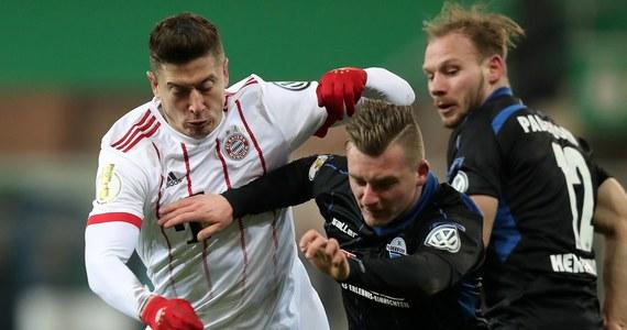 Robert Lewandowski poinformował, że za cel w tym sezonie postawił sobie zdobycie przynajmniej 30 bramek w piłkarskiej ekstraklasie Niemiec. Po 21 kolejkach ma 18 goli. Polak nie chciał komentować prasowych doniesień, jakoby miał przenieść się do Realu Madryt.