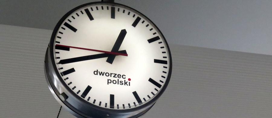 Z powodu zerwanej trakcji kolejowej pociągi na trasie Poznań-Gniezno notują kilkudziesięciominutowe opóźnienia.