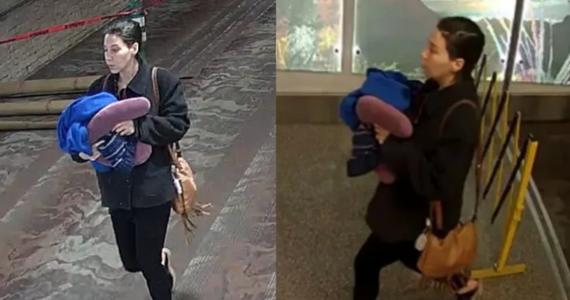 """Policja poszukuje kobiety, która urodziła dziecko w łazience na lotnisku w Tucson, a następnie porzuciła je pozostawiając przy nim jedynie list. """"Proszę, zabierz mnie do władz, by znaleźli mi dobry dom"""" – napisała w imieniu chłopczyka."""