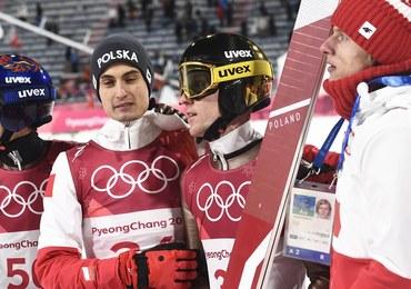 Pjongczang: Polakom nie udało się zdobyć medalu w skokach narciarskich