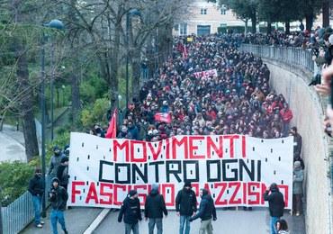 Włochy: 30 tysięcy osób na manifestacji przeciwko rasizmowi