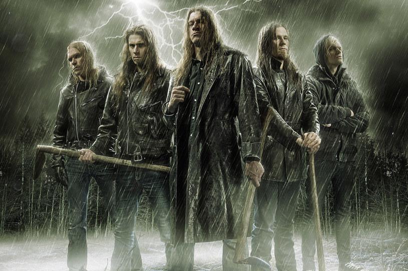 Melodyjni deathmetalowcy z fińskiej formacji Kalmah nagrali nową płytę.