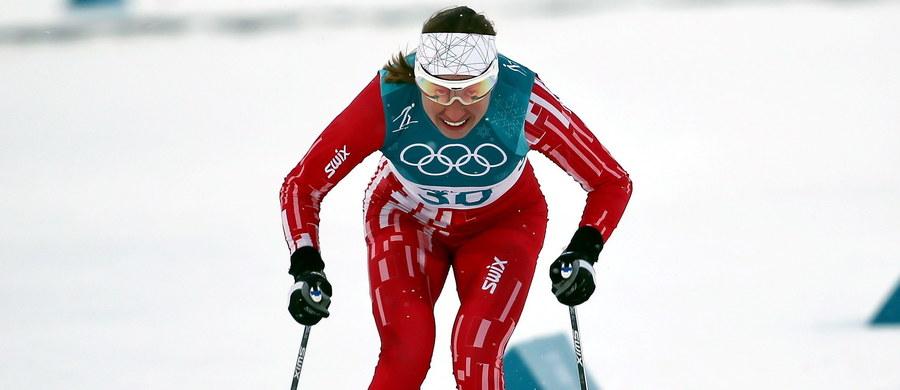 """Na znacznie więcej niż 22. miejsce liczyła Justyna Kowalczyk w olimpijskim sprincie w Pjongczangu. Polska biegaczka narciarska po swoim starcie była wyraźnie rozczarowana. """"Widocznie nie był to dzień na wygrywanie"""" - powiedziała."""