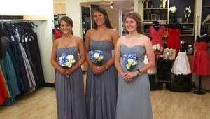 Salon sukien ślubnych - druhny