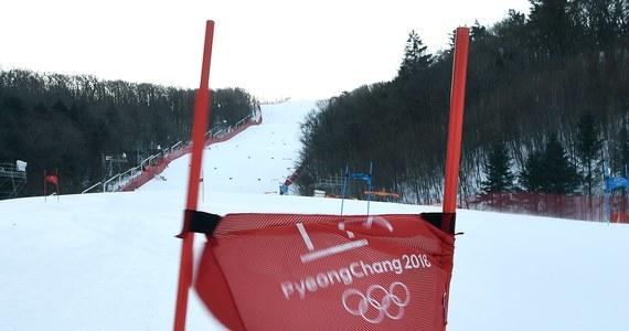 Wiatr nie odpuszcza. Na igrzyskach olimpijskich w Korei to lodowate zjawisko budzi grozę i lęk u sportowców, dziennikarzy i kibiców. No dobra, odrobinę wyolbrzymiam, ale wytrzymać tu naprawdę nie jest łatwo.
