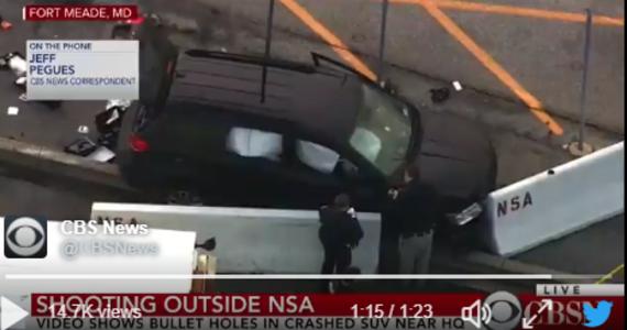 Co najmniej jedna osoba została postrzelona pobliżu siedziby amerykańskiej Agencji Bezpieczeństwa Narodowego (NSA) w bazie Fort Meade w stanie Maryland. Zatrzymano jedną osobę - poinformował rzecznik NSA. Zapewnił, że sytuacja jest pod kontrolą.