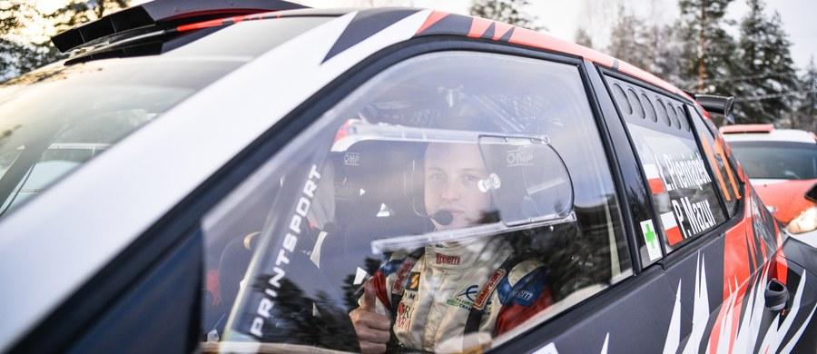 Polski kierowca Łukasz Pieniążek (PrintSport Racing) będzie w tym sezonie jedynym reprezentantem Polski w Rajdowych Mistrzostwach Świata WRC-2. Pierwszym rajdem z udziałem 27-letniego Polaka będzie 66. Rajd Szwecji, który rozpocznie się w czwartek wieczorem.