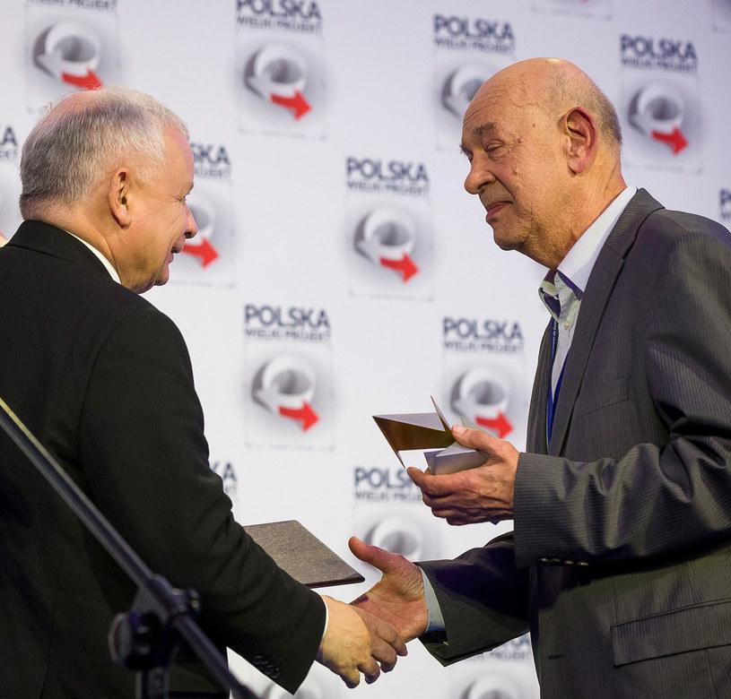 - Antoni Krauze był człowiekiem bardzo utalentowanym i jednocześnie odważnym, który chciał prawdy i dążył do prawdy - powiedział w czwartek prezes PiS Jarosław Kaczyński, wspominając zmarłego reżysera.