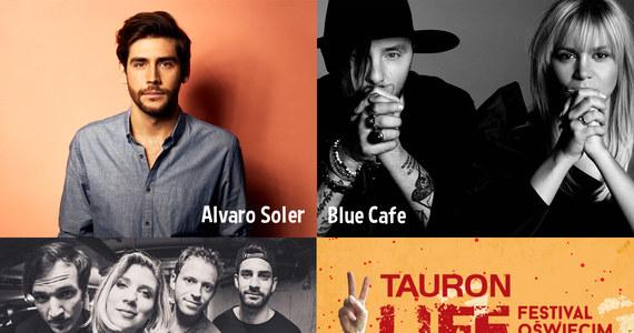 Kochany przez polską publiczność Alvaro Soler, rodzima gwiazda pop z soulowym zacięciem, czyli Blue Cafe i Vera Jonas Experiment, węgierska grupa, która podbija europejską scenę alternatywną - to oni wystąpią 15 czerwca na Tauron Life Festival Oświęcim. Obok nich na scenie tego dnia pojawi się także artysta wyłoniony w konkursie Life on Stage, zaś punktem kulminacyjnym wieczoru będzie koncert Carlosa Santany!