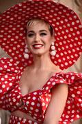 Katy Perry złapała bukiet na weselu