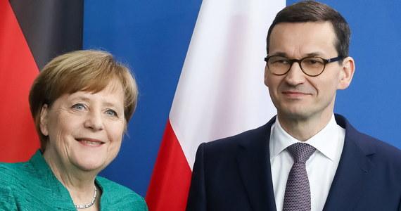 Jest jasne, dla Polski i dla Niemiec, że bez naszej współpracy ciężko byłoby rozwiązać współczesne problemy w całej Unii Europejskiej - mówi premier Mateusz Morawiecki w spocie zamieszczonym na Twitterze Kancelarii Premiera po piątkowej wizycie w Berlinie.