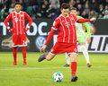 VfL Wolfsburg - Bayern Monachium 1-2. Robert Lewandowski strzelił zwycięskiego gola