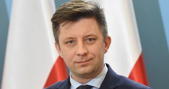 W poniedziałek zostanie powołany międzyresortowy zespół do walki z przejawami m.in. faszyzmu i innych ideologii totalitarnych - poinformował szef Kancelarii Premiera Michał Dworczyk.