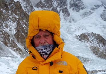 Wyprawa na K2. Wielicki: Toast za skoczków wzniesiemy krówkami, bo wina już nie ma