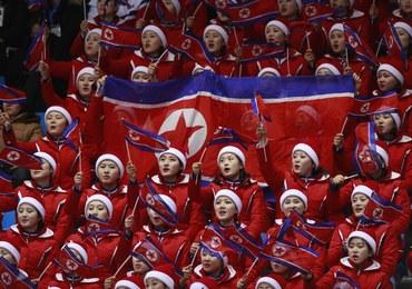 """""""Armia piękności"""" Kim Dzong Una. Na igrzyskach mają """"zdobyć serca wrogów"""""""