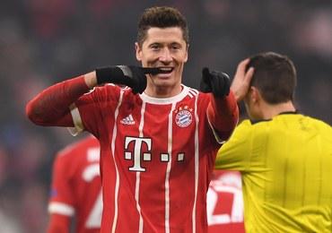 Liga Mistrzów: Dwa gole Lewandowskiego, remis Barcelony i Chelsea