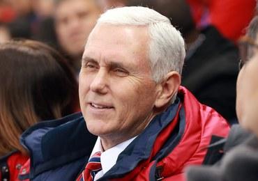 USA: Korea Północna odwołała spotkanie z Pence'em