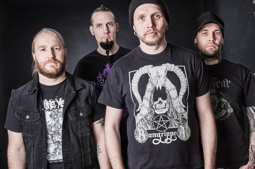 """Fińscy grindsterzy z Rotten Sound przygotowali nową EP-kę """"Suffer To Abuse""""."""