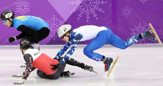 Bartosz Konopko nie awansował do półfinału rywalizacji na 500 m w short tracku na igrzyskach olimpijskich w Pjongczangu. W pierwszym biegu ćwierćfinałowym zajął ostatnie, piąte miejsce. Polak przewrócił się na finałowym okrążeniu. Wygrał Chińczyk Ren Ziwei. W finale triumfował Chińczyk Dajing Wu, który uzyskał czas 39,584 min i ustanowił rekord świata. Mistrzynią short tracku na dystansie 1000 m została z kolei Holenderka Suzanne Schulting.