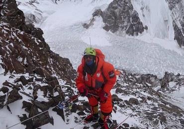 Majer o wyprawie na K2: Daleko jeszcze do zdobycia szczytu