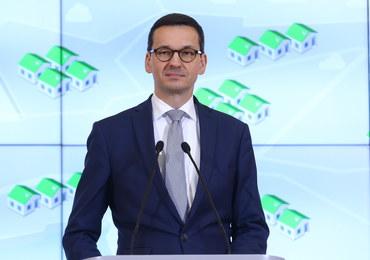 Morawiecki: Ustawa o IPN jest konieczna, by bronić honoru i wizerunku Polski