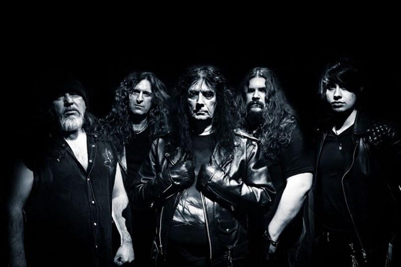 Weterani brytyjskiego heavy metalu z Blitzkrieg szykują się do premiery nowego longplaya.