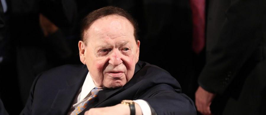 Miliarder Sheldon Adelson jest gotowy zapłacić za budowę nowej ambasady USA w Jerozolimie. Biały Dom planuje otwarcie ambasady USA w Jerozolimie już 14 maja, w 70. rocznicę ogłoszenia niepodległości przez Izrael.
