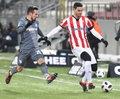 Cracovia - Legia Warszawa 0-0 w meczu 24. kolejki Ekstraklasy