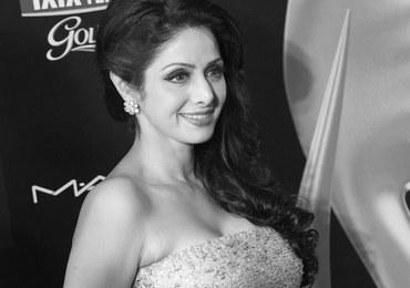 Zagrała w ponad 150 filmach. Nie żyje Sridevi Kapoor - gwiazda Bollywood