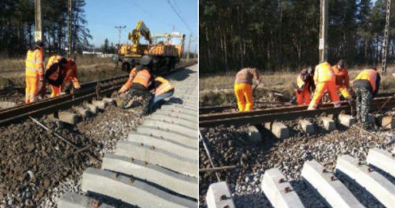 Po godzinie 13. kolejarze wznowili ruch pociągów na odcinku Leszno - Rydzyna (Wielkopolskie) między Wrocławiem a Poznaniem. W niedzielę pękła tam szyna, pociągi notowały wielogodzinne opóźnienia.