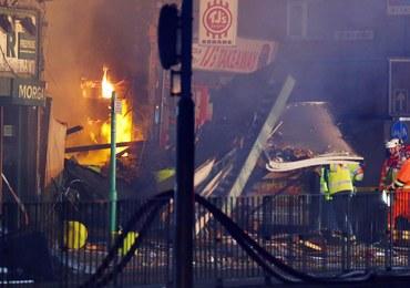 """4 ofiary wybuchu w polskim sklepie w Leicester. """"Ludzie robili, co mogli, żeby pomóc"""""""