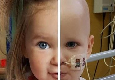 Z ciekawości wygooglowała symptomy choroby. Być może uratowała życie swojej córeczce