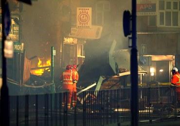 Wzrosła liczba ofiar wybuchu w polskim sklepie w Leicester