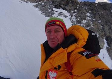 """Urubko podczas ataku na K2 wpadł do szczeliny. """"Dziękuję ojcu za intuicję we krwi"""""""