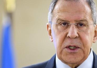 Ławrow: USA przygotowują europejskie wojska do użycia broni jądrowej wobec Rosji