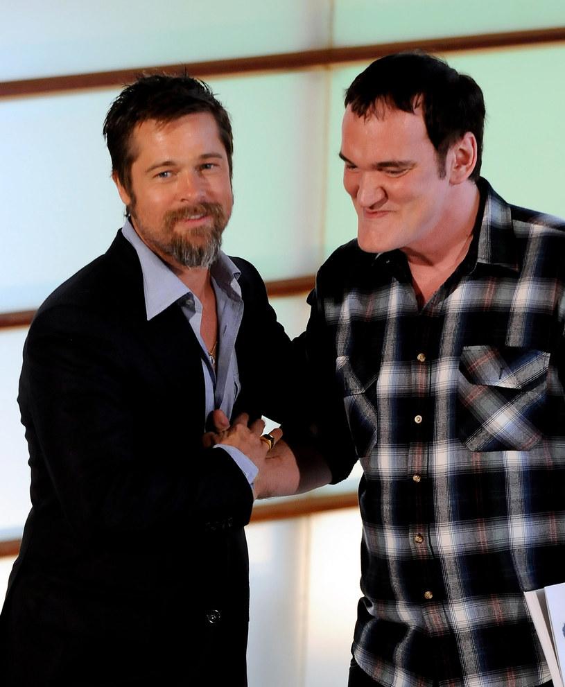 """Brad Pitt, który pracował już z Quentinem Tarantino przy okazji """"Bękartów wojny"""", zasilił obsadę najnowszego filmu reżysera opowiadającego o morderstwie Sharon Tate przez bandę Mansona. Tytuł produkcji będzie brzmiał """"Once Upon A Time In Hollywood""""."""