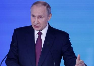 Putin: Rozpoczęto próby rakiety międzykontynentalnej Sarmat