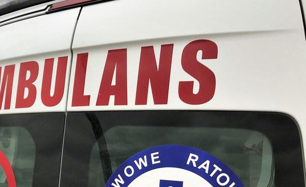 Śmierć cywilnego pracownika ochrony na terenie jednostki wojskowej w Nowym Dworze Mazowieckim. Informację dostaliśmy na Gorącą Linię RMF FM.