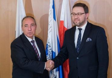 """Po spotkaniu ws. dialogu polsko-izraelskiego. """"Nasze perspektywy są odrębne"""""""