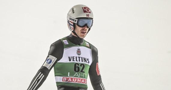 """Norweg Andreas Stjernen, drużynowy mistrz olimpijski w skokach narciarskich z Pjongczangu i drużynowy złoty medalista mistrzostw świata w lotach z Oberstdorfu myśli o zakończeniu kariery. """"Zaczynam odczuwać, że rodzina jest ważniejsza niż sport"""" - wyjaśnił."""