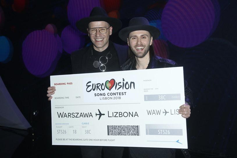 """Pochodzący z Krakowa DJ i producent Gromee z utworem """"Light Me Up"""" wygrał polskie preselekcje i będzie reprezentował nasz kraj w Konkursie Piosenki Eurowizji w Lizbonie."""