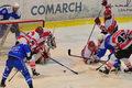 PHL. TatrySki Podhale Nowy Targ - JKH GKS Jastrzębie 1-4, Comarch Cracovia - Unia Oświęcim 4-1