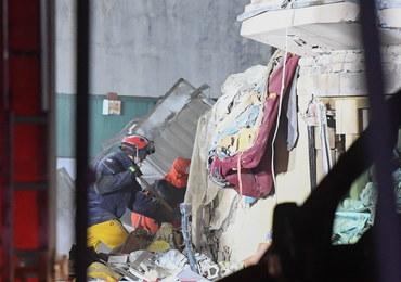Wybuch w kamienicy w Poznaniu. Strażacy znaleźli ciało piątej ofiary