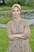 """Joanna Brodzik o """"Pensjonacie nad rozlewiskiem"""": Wyjątkowo dramatyczna seria"""