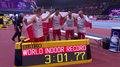Lekkotletyczne HMŚ. Polska sztafeta 4x400 m ze złotem i rekordem świata! Wideo