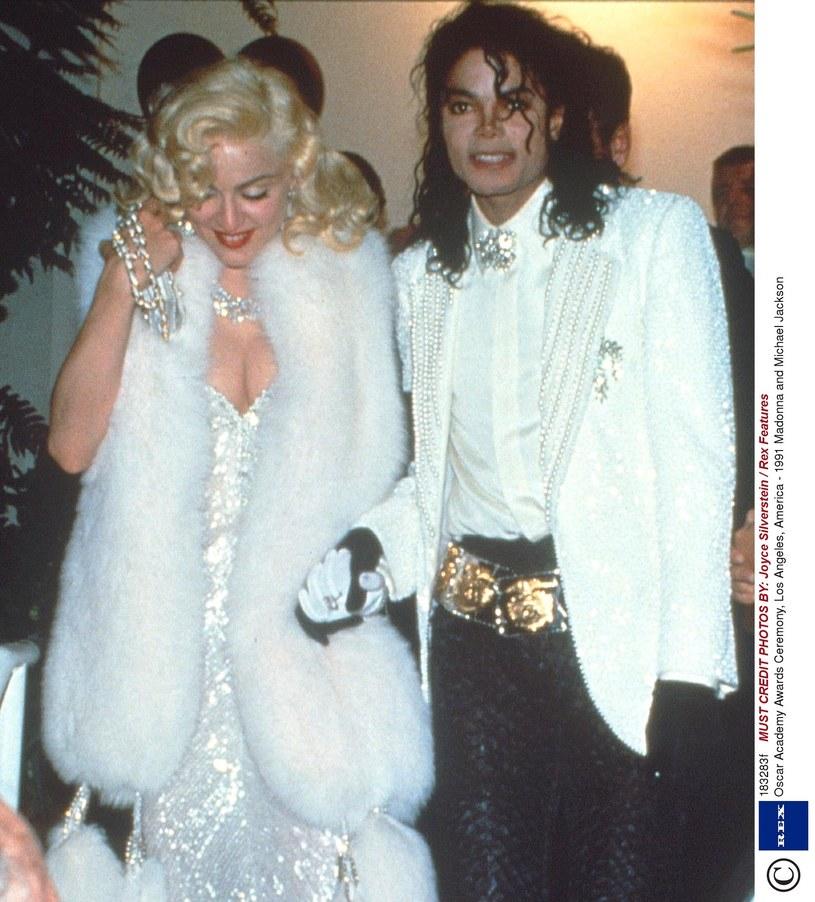"""Przy okazji tegorocznej ceremonii wręczenia Oscarów, Madonna podzieliła się zdjęciem z 1991 roku, kiedy to podczas gali rozdania nagród Akademii towarzyszył jej Michael Jackson. """"Najlepsza randka"""" - napisała królowa popu."""