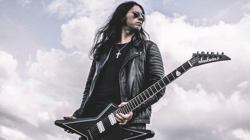 Grecki gitarzysta Gus G. szykuje się do premiery nowego albumu solowego.